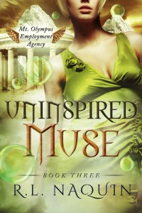 Uninspired Muse by R.L. Naquin